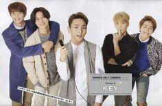 Key selca