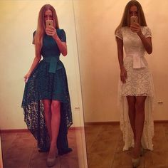 This sold fast the last time we had this in stock now it is back again Women New Fashion... Check it out here ! http://mamirsexpress.com/products/women-new-fashion-summer-dress-asymmetrical-patchwork-dress-hollow-out-short-sleeve-o-neck-lace-maxi-dresses?utm_campaign=social_autopilot&utm_source=pin&utm_medium=pin