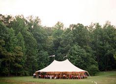 Blue Ridge Mountain Wedding