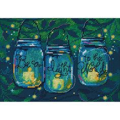 Dimensions-Mini Counted Cross Stitch Kit. From elegant to whimsical, landscapes to still-life's, realistic to fantasy, no matter your style Dimensions has a fabulous needle-craft kit for you. This pac