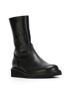 Ann Demeulemeester Platform Boots - Stijl - Farfetch.com