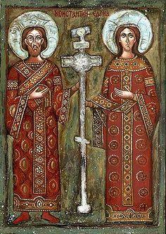 Nagy Konstantin Ilona Szentkereszt