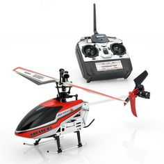 Helicopter Rc Gyro Control Remote 3 2 Airmax Mini 4 Channel Metal Quadcopter