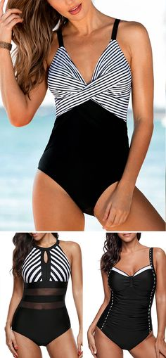 9c4d9f5611 Warm weather is coming, wear a pretty swimsuit to enjoy life. Free shipping  & 30 days easy return at Rosewe.com