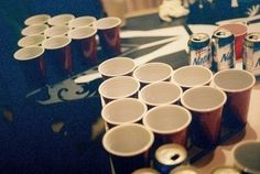 love me some beer pong