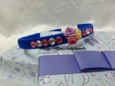 Blazing Rosy Blue Headband