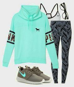 Nike, victoria's secret pink e plus size clothing pink outfits, sporty outfits, Sporty Outfits, Pink Outfits, Athletic Outfits, Winter Outfits, Summer Outfits, Athletic Clothes, Sporty Clothes, Nike Clothes, Dress Clothes
