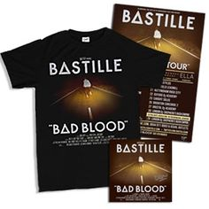 bastille bad blood songs