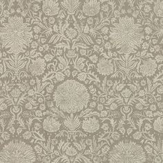 Joyeux Noel Linen by French General Roche/Pearl - Central Fabrications