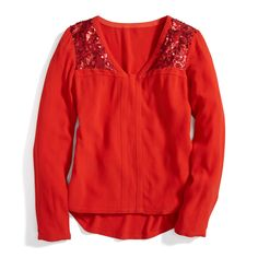 Stitch Fix Monthly Must-Haves: Festive hues & sparkle are essential for the holidays.