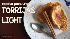 Receta de Torrijas [LIGHT] --Especial Semana Santa--