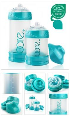 Best bottle for breastfed babies. Bare Air by Bitty Lab. For Sale Now 14.99. http://bittylab.com/shop