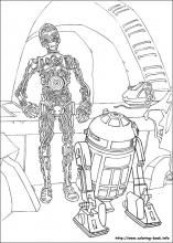 over 2 dozen free printable star wars coloring pages