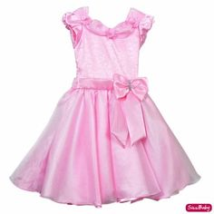 Vestido Princesa Aurora Realeza Festa Infantil Luxo E Coroa - R$ 139,00