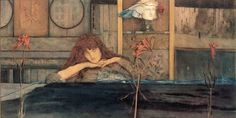 THE BLUE LANTERN: Laure Albin-Guillot: Art And Desire
