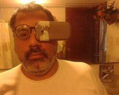 Homemade Google glasses
