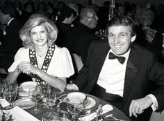 Donald Trump with Ex-Wife Ivana Trump Classic Photos - http://picsdownloadz.com/trending/donald-trump-with-ex-wife-ivana-trump-classic-photos/