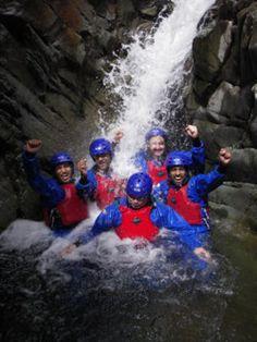 Adventure 21 gorge scrambling ambleside windermere bowness langdale coniston