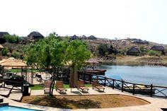 Lake Oanob, Rehoboth, Namibia