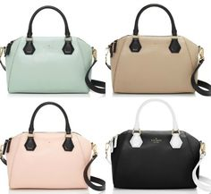 Kate Spade Catherine Street Pippa. love this new kate spade bag!!!