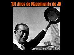 """Documentário: """"101 Anos de Nascimento de Juscelino Kubitschek"""""""