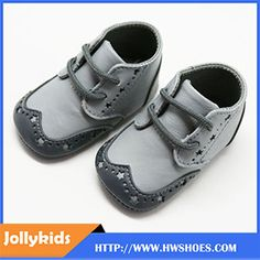 Genuine Leather Newborn Baby Shoes Hot Stylish Baby Boots Sheepskin