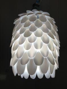 Como fazer uma Luminária sustentável, barata e mega estilosa