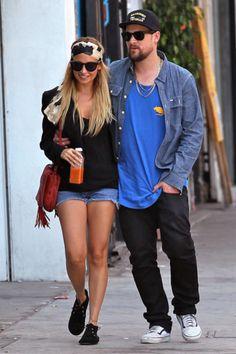 I love Nicole's shoes here. #Nicole #Richie