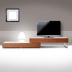 1000 images about meuble tv on pinterest tvs tv stands and credenzas. Black Bedroom Furniture Sets. Home Design Ideas