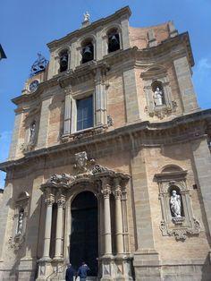 Niscemi - Caltanissetta Chiesa Madre