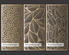 Laser Cut Design Collection