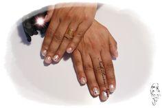 Unhas em gel pqueninhas e fofinhas em cor branco diamond com nail art flores <3  Aplicação Unhas de Gel , Acrílico, verniz gel, Acrigel e Hidratação de parafina! https://youtu.be/yaH-hQHDgIY ▫️ Aspecto Natural ✔️ ▫️ Resistência e durabilidade ✔️ ( Trabalho apenas por marcação ) APÓS LABORAL: Horários: Segunda-feira a Sexta-feira :das 17.30h ás 24h E também Sábados das 13h ás 24h E Domingos das 9h da manhã ás 24h. Marca comigo  ou msg Facebook! https://www.facebook.com/panteranegranails