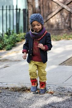 Scout The City | Duck Boots