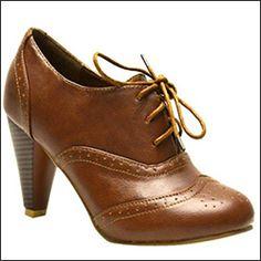 Jenna Oxfords booties - $32.99 : Mikarose Fashion, Reinventing Modest Fashion