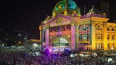 White Night Melbourne - Feb