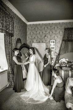 Storrs Hall Wedding Photography » Yorkshire Wedding Photographer Bristo Photography
