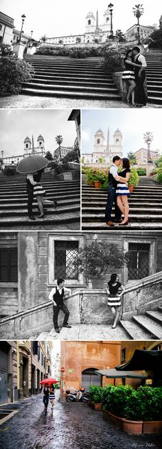 Honeymoon Rome - wedding photographer Italy