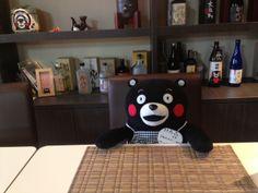 クマモン Kumamon@Kumamoto Shop in Ginza
