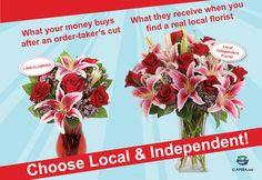 Go Local for Valentine's Day!