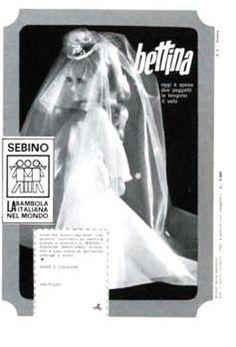 Bettina abito da sposa ( non del primo catalogo)