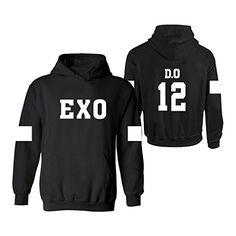 K-Star EXO Unisex Cap Hoodie Sweatershirt Fashion Hoodie ... https://www.amazon.com/dp/B06W9K4GDT/ref=cm_sw_r_pi_dp_x_rPcTyb34HDKTC