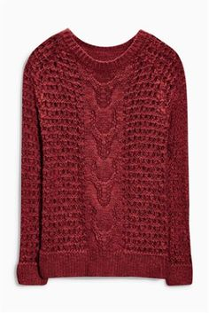 Buy Cable Sweater from the Next UK online shop