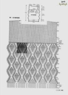 Pretta Crochet: blusa