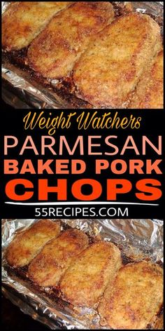These were the best pork chops I have eaten in a long time. So moist and tender and the flavors were amazing! Serves: 4 These were the best pork chops I have eaten in a long time. So moist and tender and the flavors were amazing! Pork Chop Recipes, Meat Recipes, Healthy Recipes, Syrian Recipes, Weight Watchers Pork Chop Recipe, Recipies, Pork Meals, Copycat Recipes, Healthy Cooking