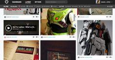 Hoblee #Eurekas! Imagínate un Tumblr, pero alimentado de los likes y favs de tus otras redes sociales.