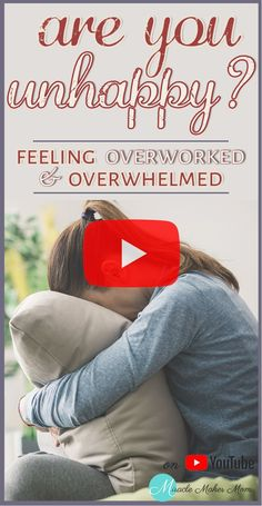Join me in this video as we try to understand our own feelings as moms, what is affecting this, and more importantly, how do we overcome this?