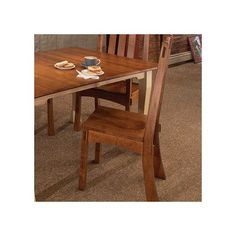 Conrad Grebel Millhouse Side Chair Side Chair Finish: Maple - New Heritage