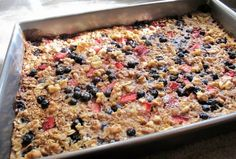 Baked Quinoa and Oatmeal | Recipe of the day | Kosher Recipes - Joy of Kosher with Jamie Geller - Jewish Recipes and Menus