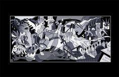 X-Men Guernica [Cynthia Sousa Rodgers]