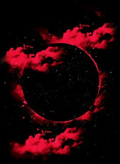 «Black Hole» de Jorge Lopez - Red Hole -